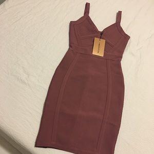 PrettyLittleThing Bandage Bodycon Dress